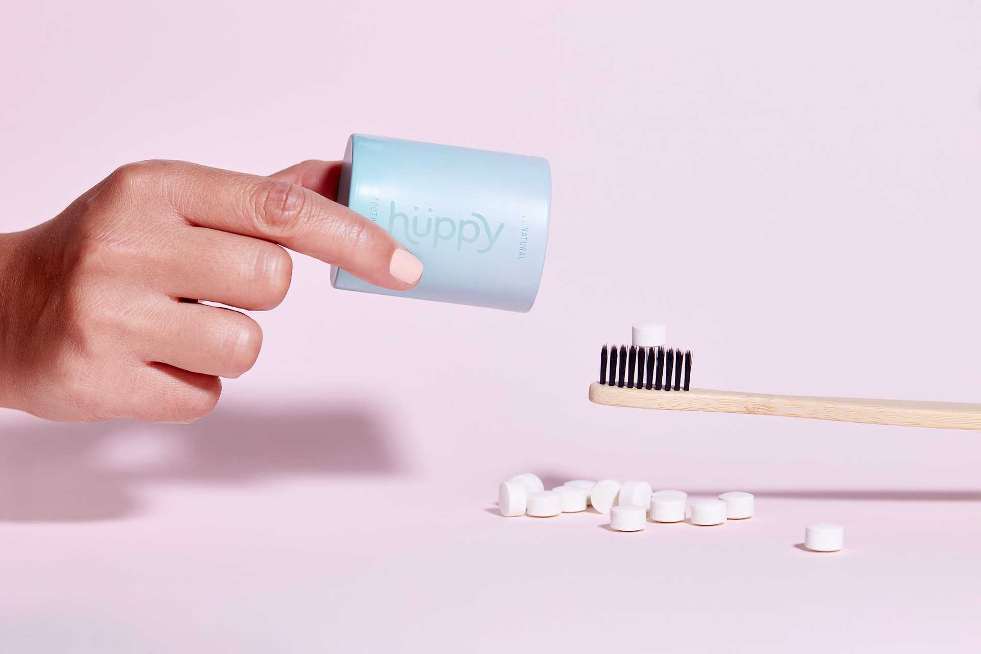 Huppy Review:, Are Huppy's Sustainable Toothpaste Tablets Better Than The Competition? cover image