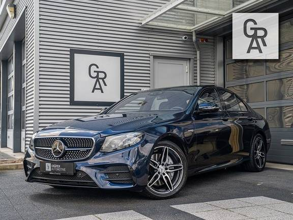 Mercedes-Benz E-Klasse 43 AMG-klasse 43 AMG 4Matic Premium Plus
