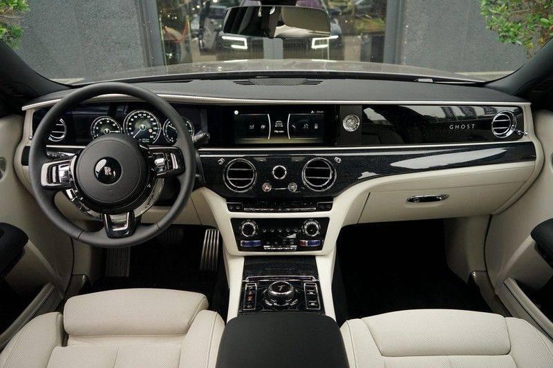 Rolls-Royce Ghost 6.75 V12 Nieuw model, Starlight Headliner, Bespoke audio afbeelding 12