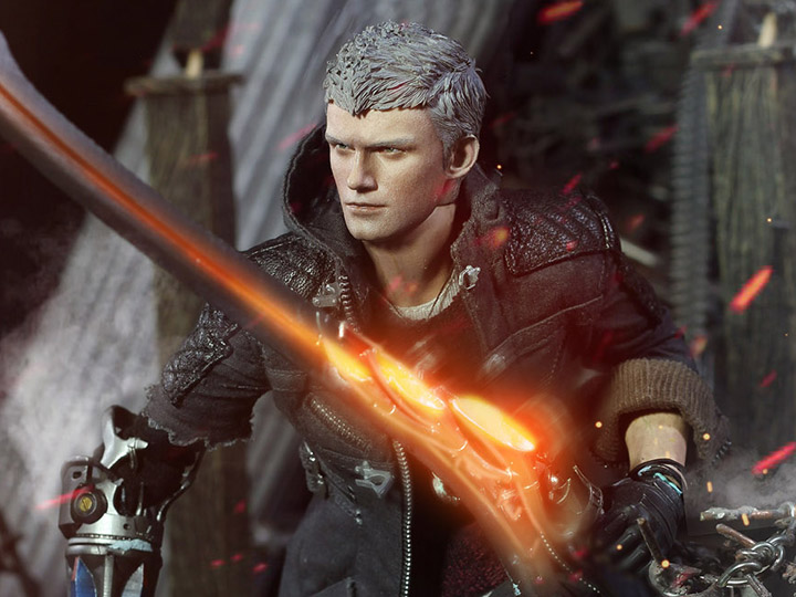 Asmus Toys Devil May Cry 5 Nero 1/6 Scale Figure