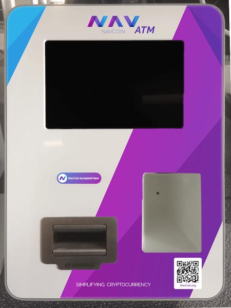 NavCoin ATM