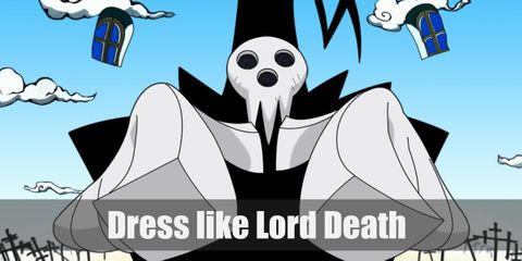 Dress like Lord Death Costume