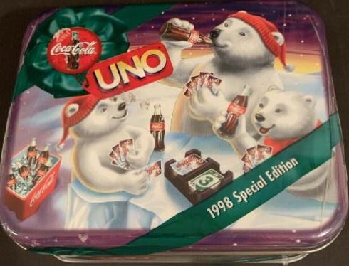 Coca-Cola Uno: 1998 Special Edition