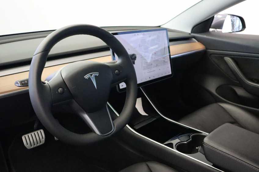 Tesla Model 3 Performance | prijs ex.btw 51450,- | 20`LM Donker grijs. afbeelding 4