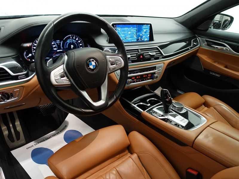 BMW 7 Serie 740e iPerformance Individual M-Sport 326pk Aut8- Full options! afbeelding 25