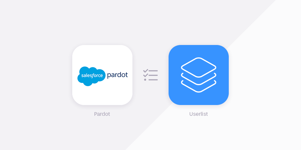 Pardot vs Userlist