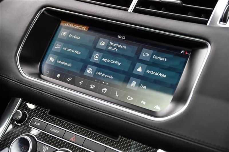 Land Rover Range Rover Sport 5.0 SVR PANO.DAK+CARBON+ACC+HEADUP NP.224K afbeelding 21