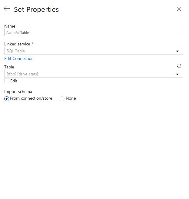 SQL Schema