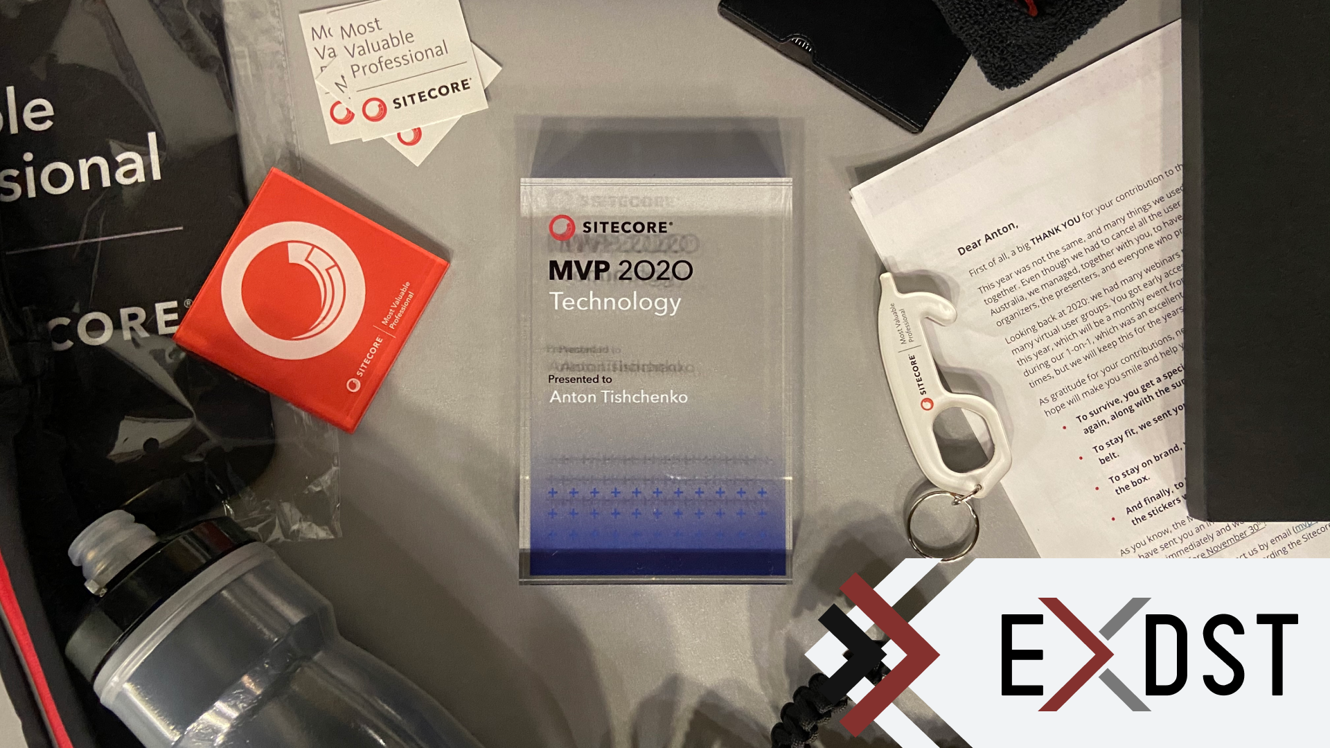 Cover Image for Sitecore MVP 2020 Award Arived to Ukraine