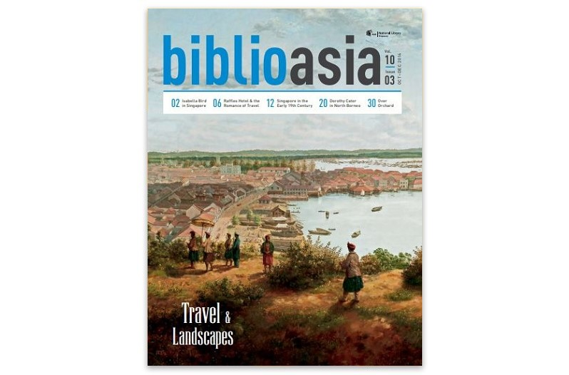 BiblioAsia 10-3 cover