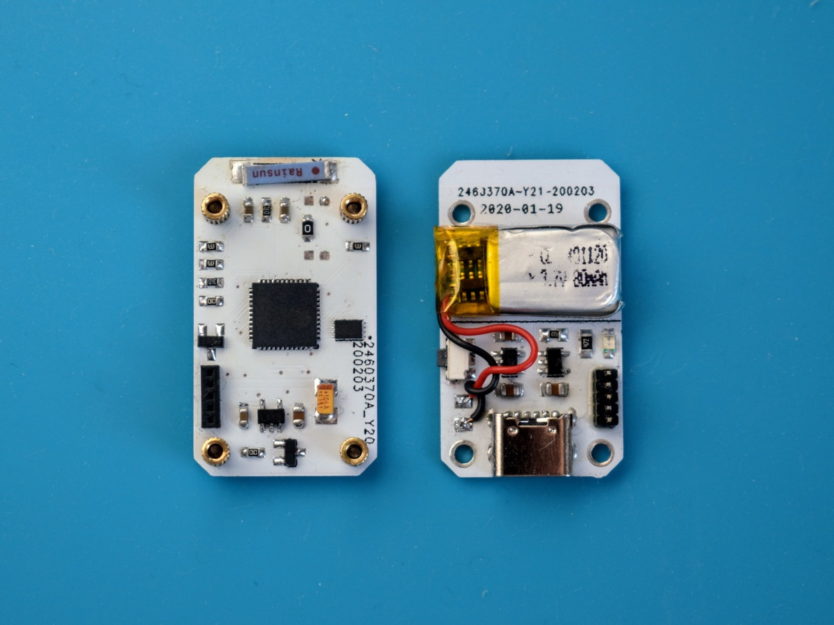 URU Key - power board