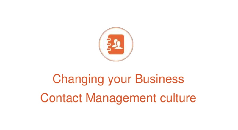 Power up your contacts, webinar #5 – Use your awesome address book for business development