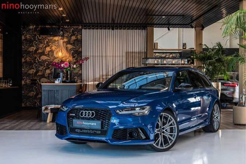 Audi RS6 Avant 4.0 TFSI quattro Performance   Ceramic   B&O   Head-up Display   Panorama   Milltek uitlaatsysteem afbeelding 1