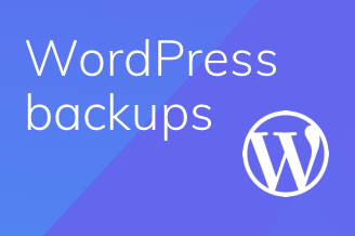 How to backup WordPress websites
