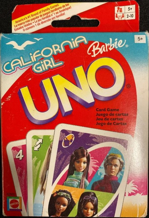 Barbie California Girl Uno