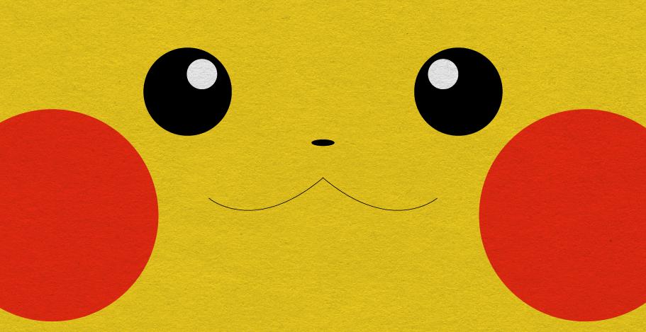Illustration of Pikachu