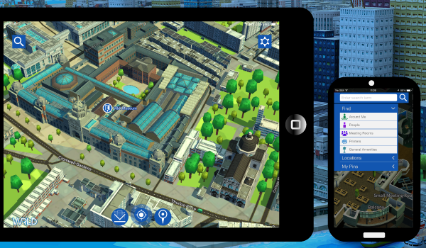 3D Maps on Mobile with WRLD App