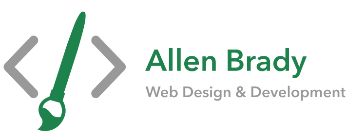 Allen Brady: Web Design and Development