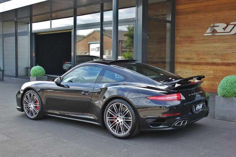 Porsche 911 3.8 Turbo 520pk PDK **E.dak/PCM/Carbon/Bose** afbeelding 7
