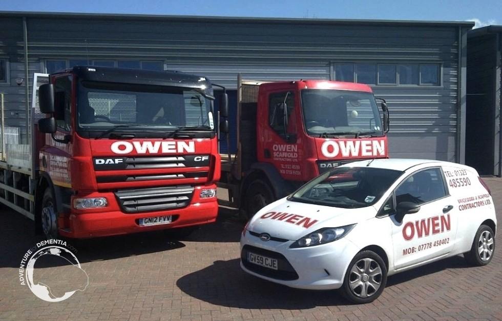 Owen Contractors Ltd