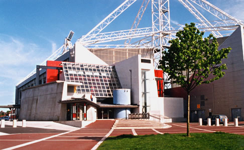 Preston NE is also home to the National Football Museum