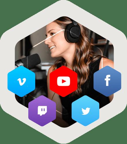 Making Streaming Social
