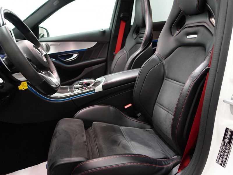 Mercedes-Benz C-Klasse 43 AMG 4MATIC 368pk Performance Carbon, Pano, Full afbeelding 20