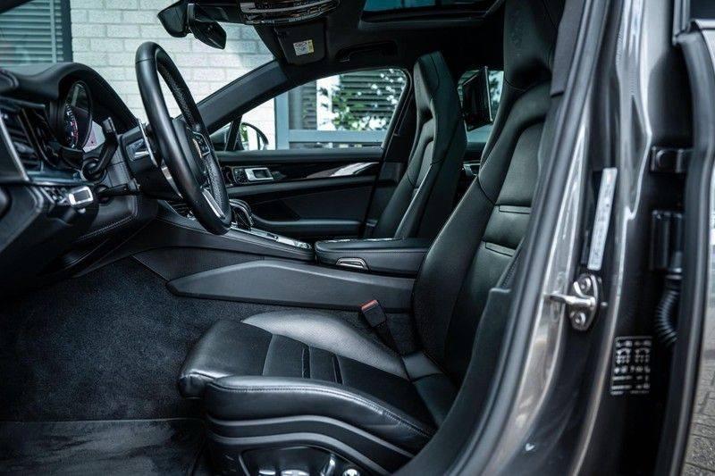 Porsche Panamera Sport Turismo 2.9 4 E-Hybrid, 462 PK, Sportuitlaat, Adapt. Cruise, Surround View, Night/Vision, Pano/Dak, Org. NL afbeelding 11