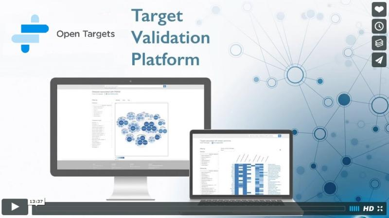 Video: Ian Dunham: The Open Targets Platform