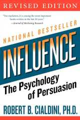 Related book Influence: The Psychology of Persuasion Cover