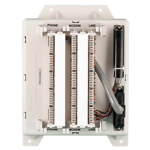 MDU (25 pair) VDSL2 Splitter with BIX product image 1