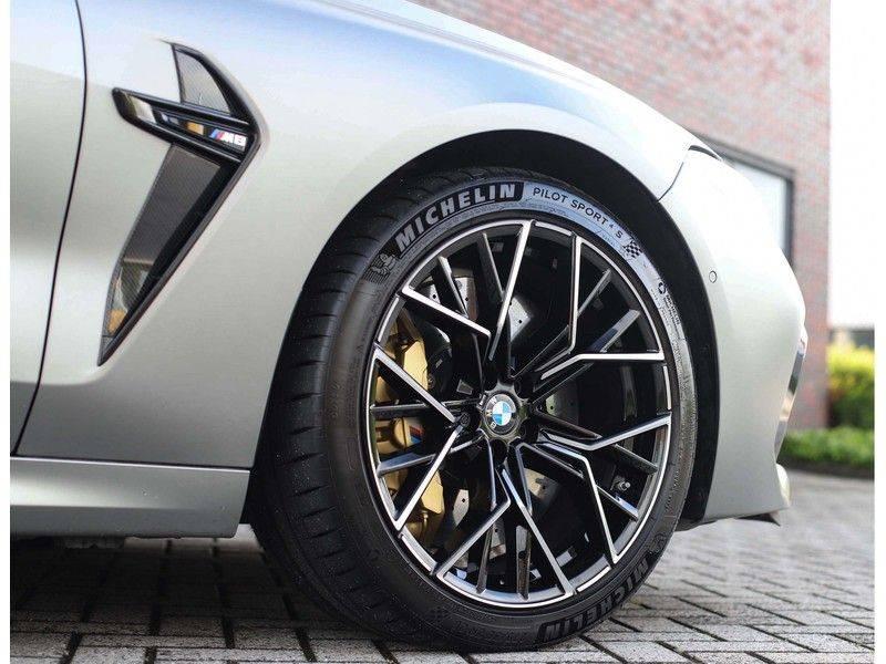 BMW M8 Gran Coupé Competition *Carbon*HUD*B&W Diamond*Vol!* afbeelding 5
