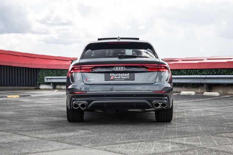 Audi Q8 4.0 TDI SQ8 quattro | 435PK | Sportdifferentieel | B&O | Alcantara hemel | Assistentiepakket Tour & City | Vierwielbesturing afbeelding 5