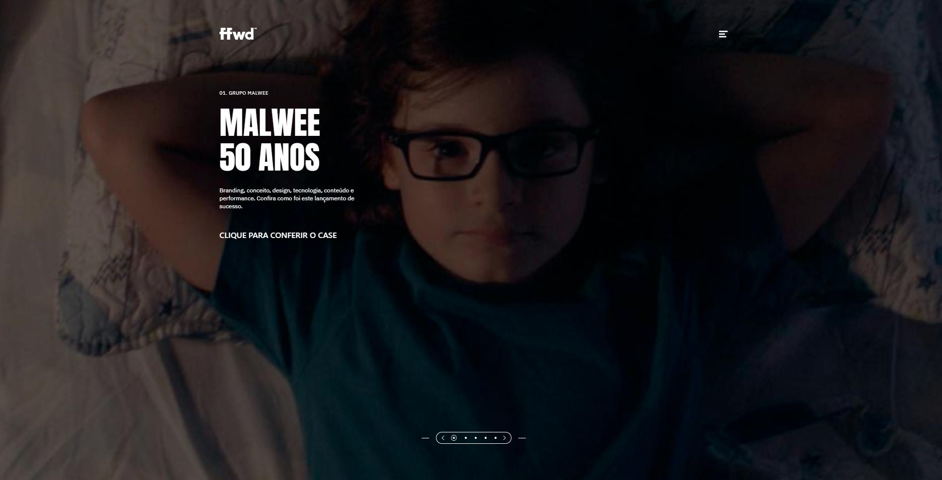 ffwd homepage