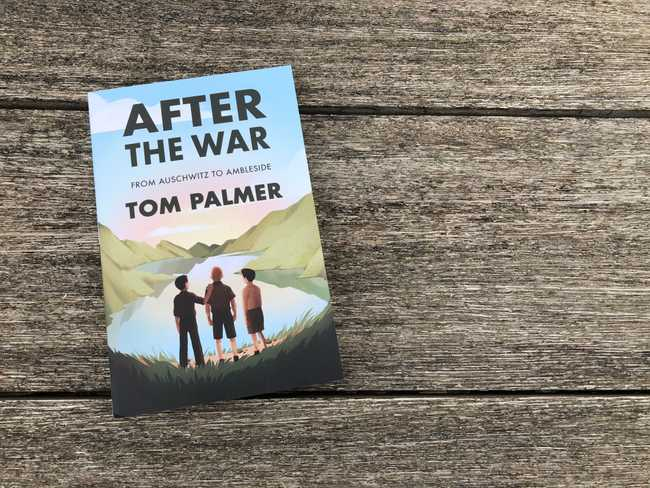 Interview with After The War author Tom Palmer