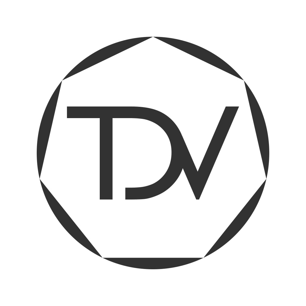 Logo de Thomas de Villardi (TDV)