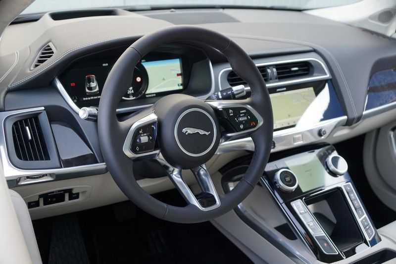 Jaguar I-PACE EV400 First Edition NIEUW uit voorraad leverbaar! / Direct rijden / Full options! afbeelding 5