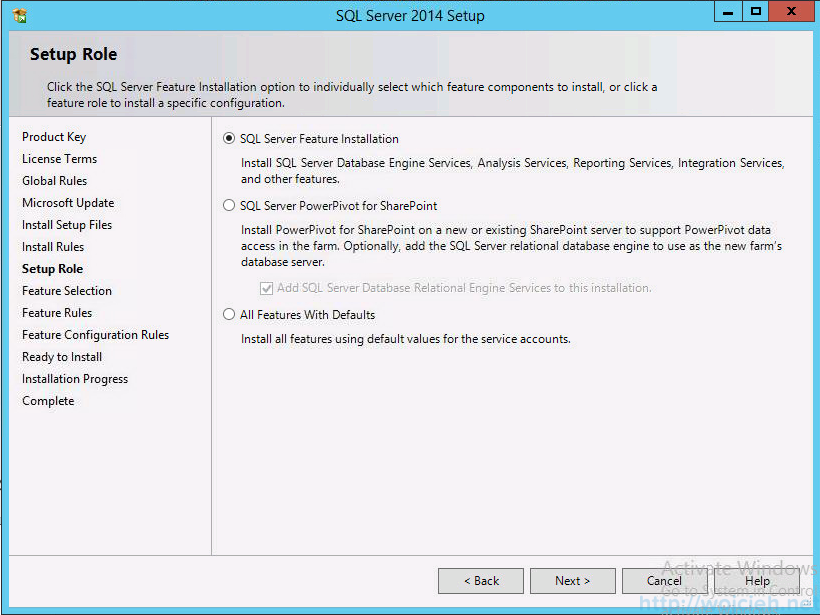vCenter 5.5 on Windows Server 2012 R2 with SQL Server 2014 - 8