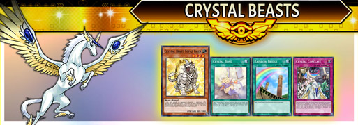 Crystal Beasts Breakdown | YuGiOh! Duel Links Meta