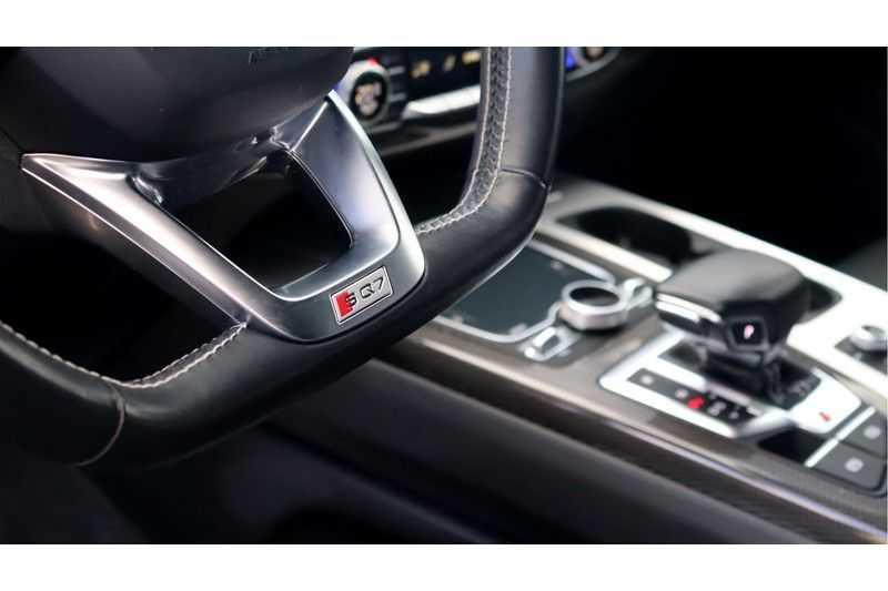 Audi Q7 4.0 TDI SQ7 quattro Pro Line + BOSE, Ruitstiksel, Carbon, Trekhaak afbeelding 2