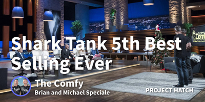 featured image thumbnail for post How We Created Shark Tank's 5th Best-Selling Product Ever