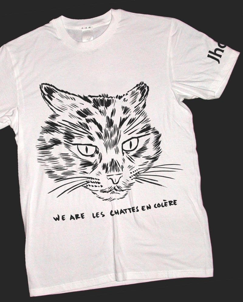 image d'un t-shirt avec petit logo MPC