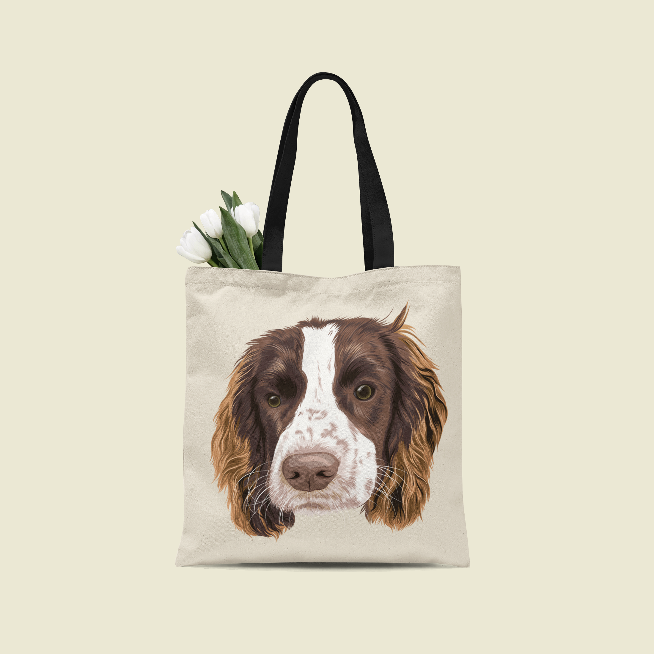 Tote Bag From We Furry