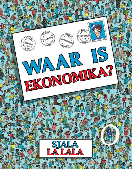 "Other faculties provoked the Economics faculty by chanting ""Where is Ekonomika?"""