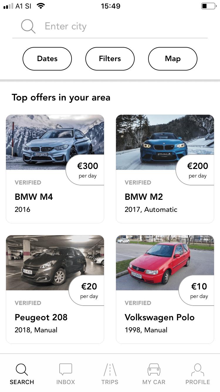 GIRO car sharing