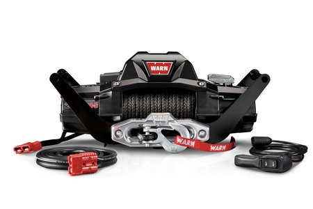 Warn Zeon 8-S Multimount Winch 90330 8000 lb winch