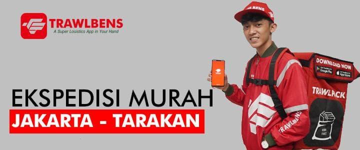 Jaminan Jasa Cargo Termurah Jakarta ke Tarakan
