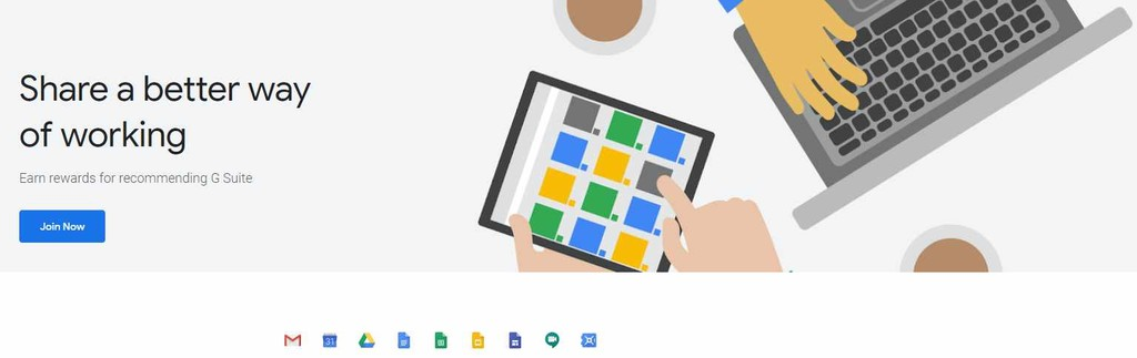 Google referral program