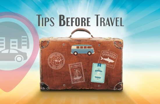 Tips Before Travel