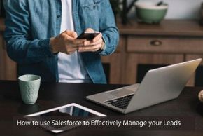 How to use Salesforce to Effectively Manage your Leads